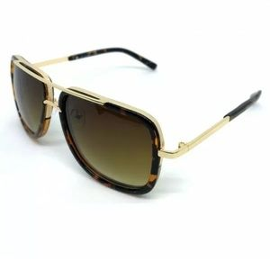 Other - Designer Square Mach Aviator Sunglasses Unisex